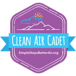 Clean Air Cadet badge